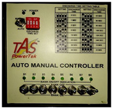 Automatic Power Factor Controller, APFC Data Communicator